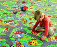 Как выбрать ковролин для детской комнаты?