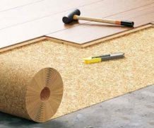 Ламинат или пробка: что лучше применять в качестве напольного покрытия?