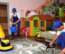 Профессиональная чистка ковролина
