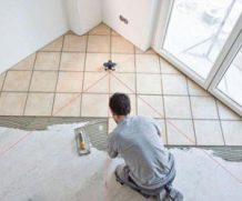 Как рассчитать количество плитки на пол?