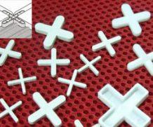 Крестики для укладки плитки – ремонт своими руками