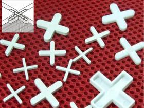 Виды крестиков для плитки